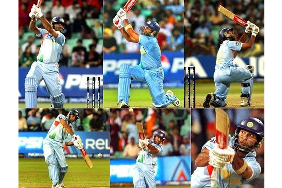 Yuvraj Singh 6 Sixes: 12 years ago, Indias No. 12 smashed Stuart Broad all across the stadium
