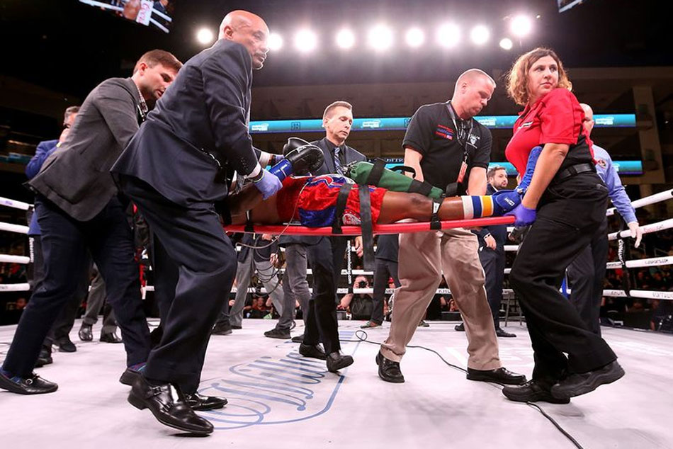 American Boxer Patrick Day Dies After Being Brutally Knocked Out