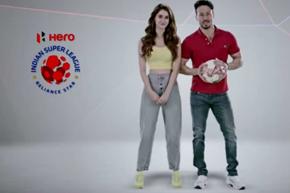 Disha Patani and Tiger Shroff Add Star Power to ISL 2019-20 Opening Ceremony