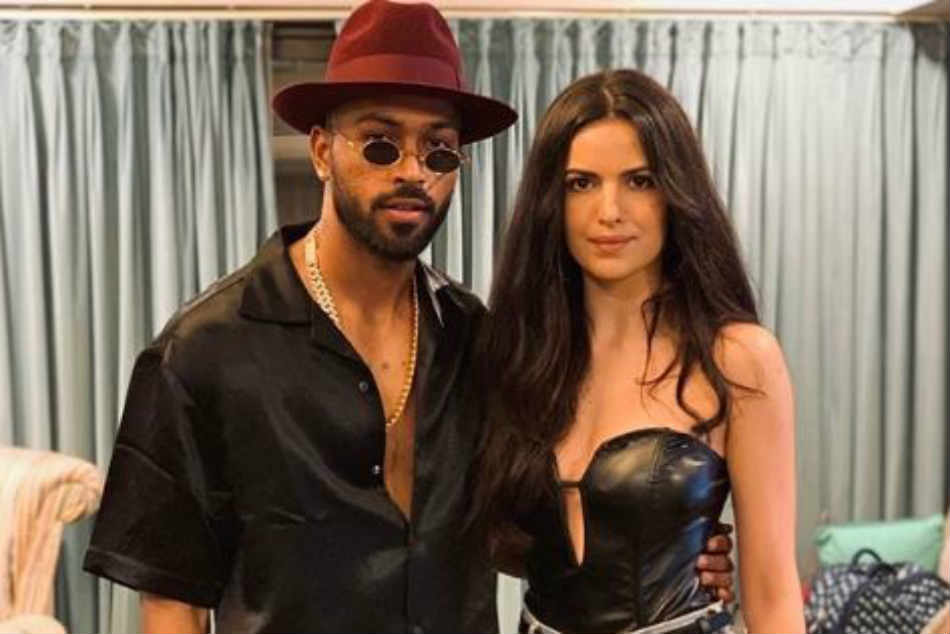 Reports: Hardik Pandya introduced Natasha Stankovic to his parents