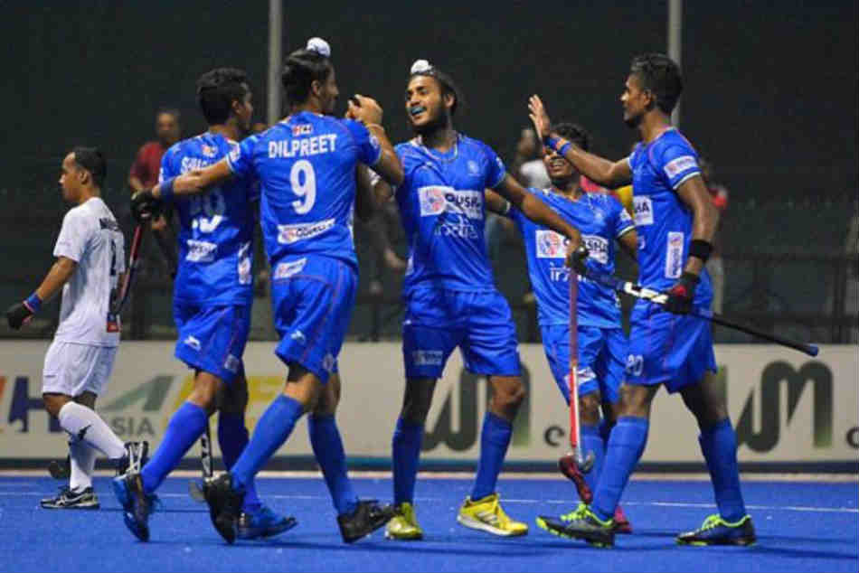 India Presents To Bid Host Men S Hockey World Cup In 2023