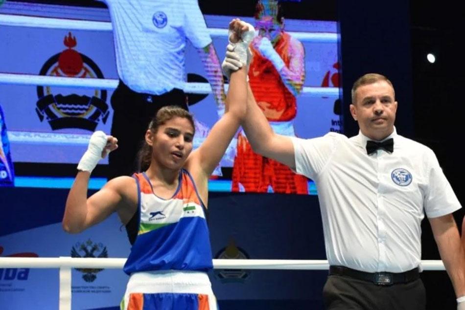 Manju Rani Makes History By Reaching World Women S Boxing Championship Final