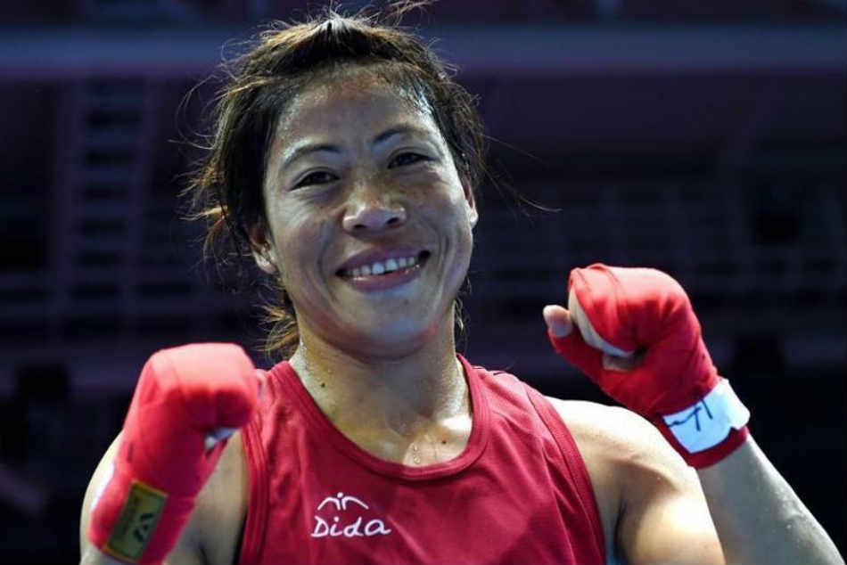Mary Kom Bows Out In Semis Settles For Silver In World Women Boxing Championships