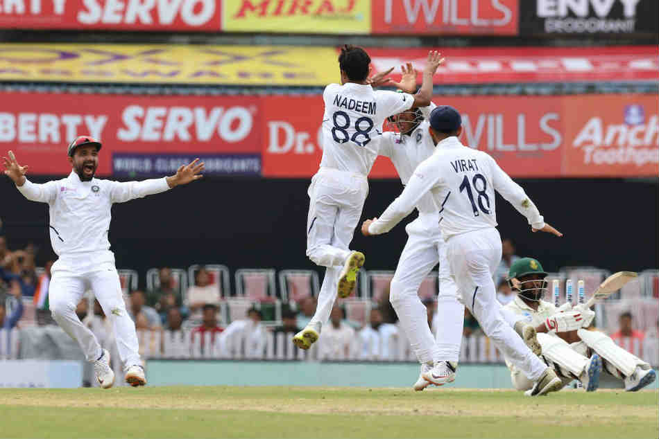 India vs South Africa Live Score 3rd Test Day 3: Maiden Test scalp for Shahbaz Nadeem