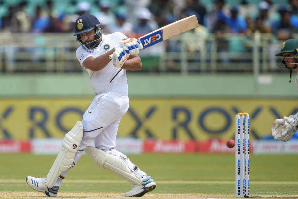 India vs South Africa 1st Test live score Day 4: 3 back to back sixes for Rohit Sharma
