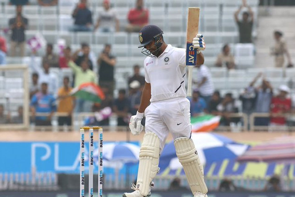 India vs South Africa 3rd Test Day 1: హాఫ్ సెంచరీలతో మెరిసిన రోహిత్, రహానే