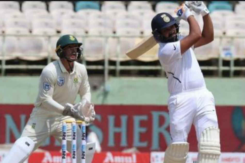 IND vs SA: Rohit Sharma Scores century In Opening Debut In Test