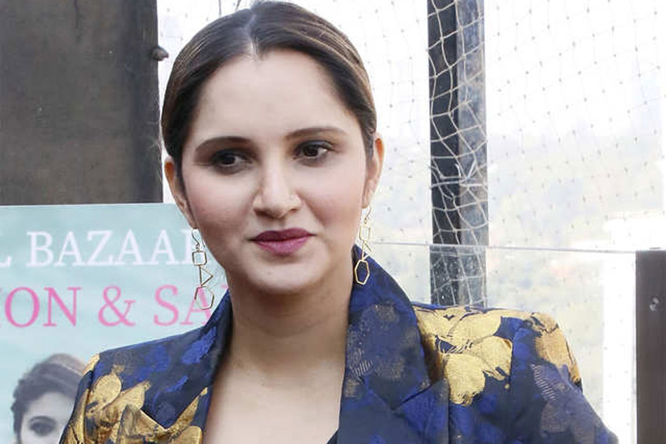 Sania Mirza sharing videos of her fitness journey after giving birth to baby boy