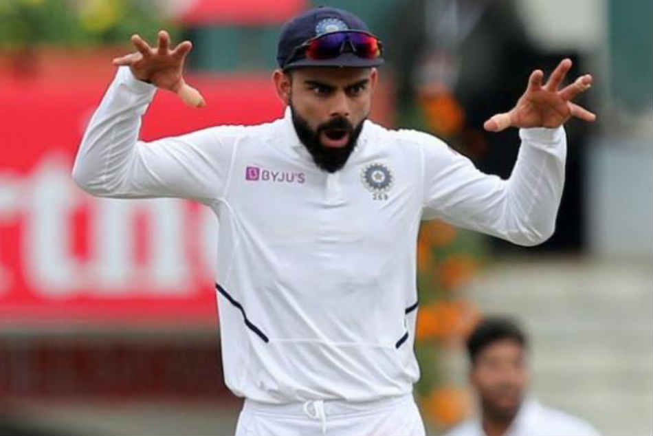 Virat Kohli's funny reaction shared by BCCI invites 'Gully Boy' rap on Twitter