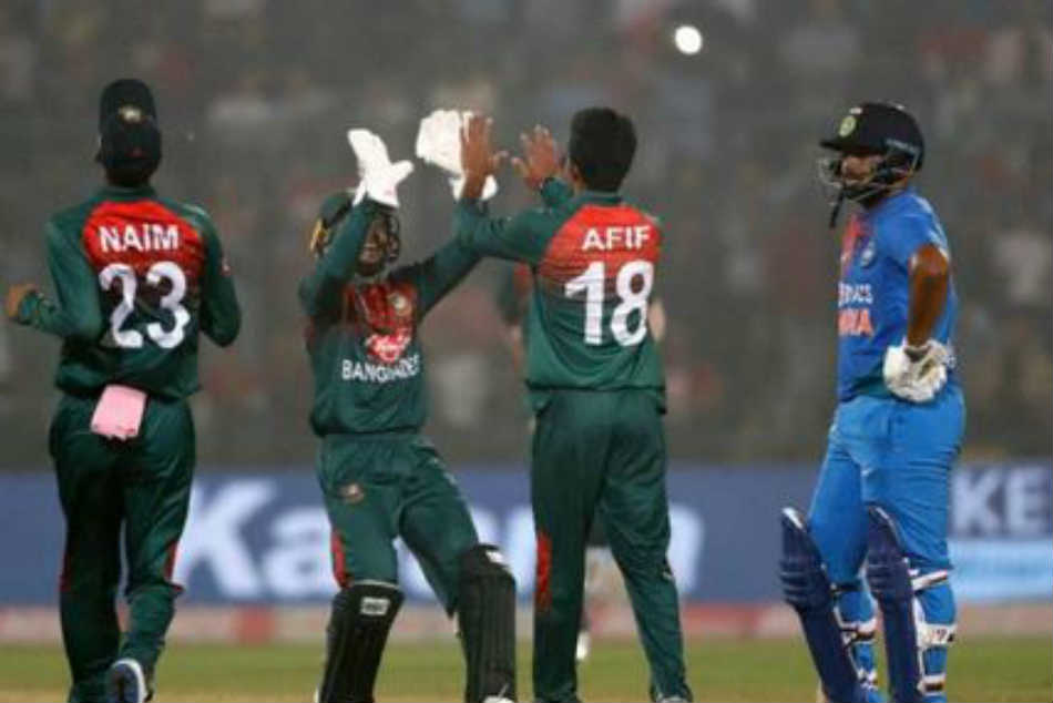 India and Bangladesh: 3 reasons why India lost the first T20I In Delhi