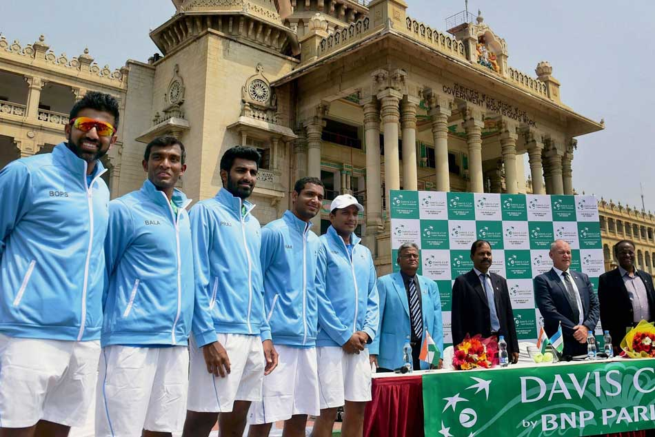 India Vs Pakistan Davis Cup Tie Shifted From Islamabad To Neutral Venue