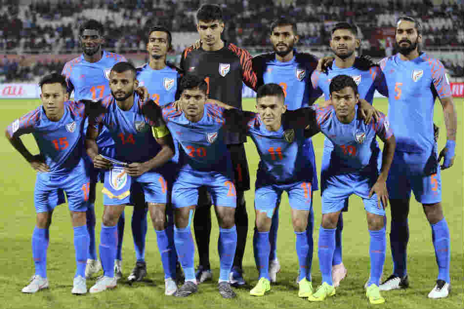 India Squad For Fifa World Cup 2020 Qualifiers Against Afghanistan And Oman Is Announced