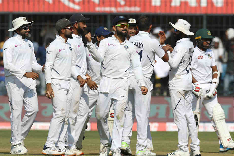 India vs Bangladesh Live Score 1st Test Day 1: Shami stars, Bangladesh bowled out for 150