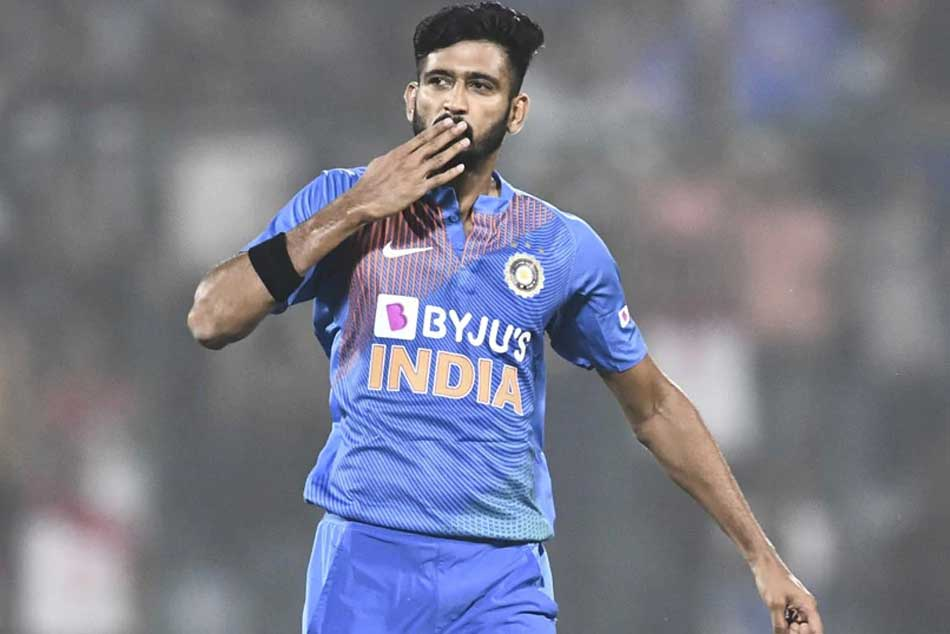 India vs Bangladesh: Khaleel Ahmed Concedes 7 Consecutive Fours In T20I, Mercilessly Trolled