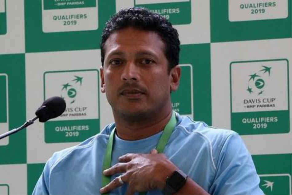 India Vs Pakistan Davis Cup Mahesh Bhupathi About Rohit Replacing As Captain