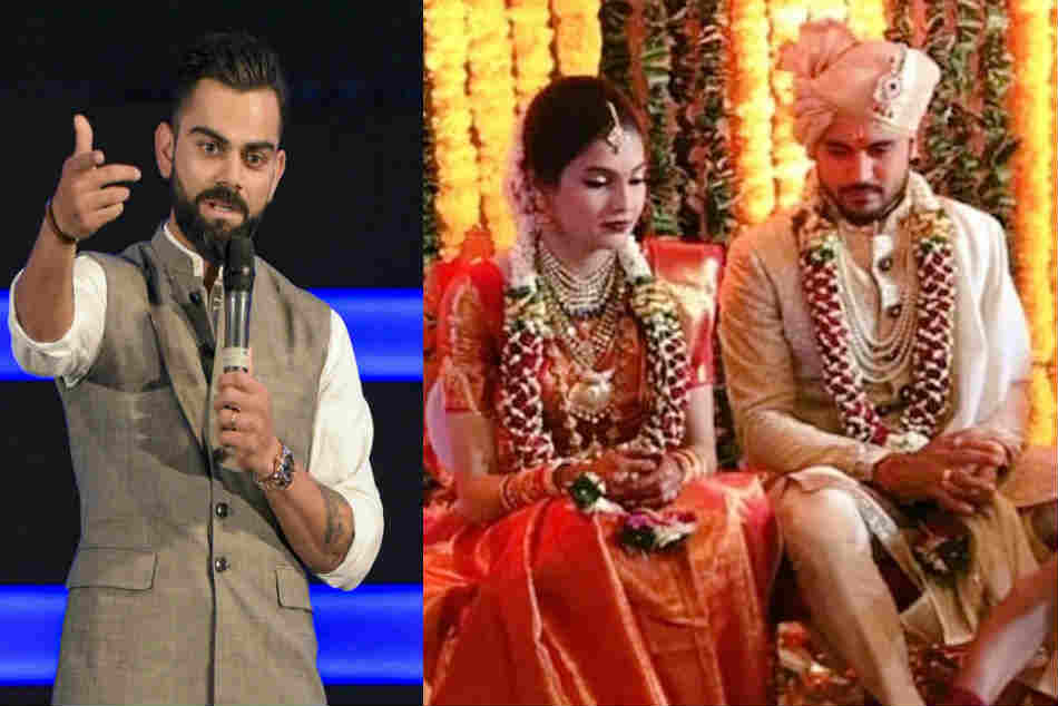 Manish Pandey wedding: Virat Kohli, Rohit Sharma wish India cricketer lifetime of beautiful moments