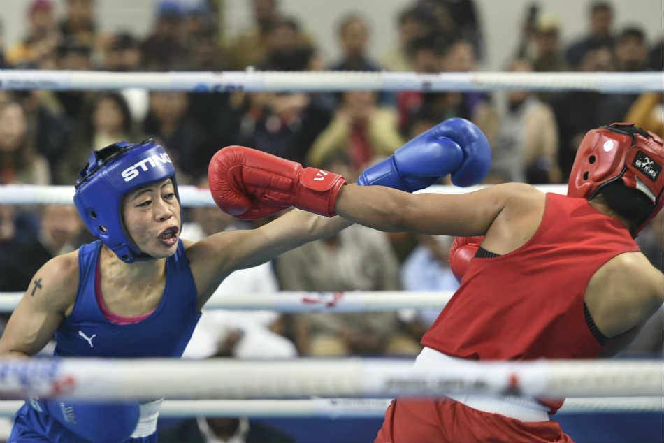 Mary Kom Defeats Nikhat Zareen To Represent India In Tokyo Olympics