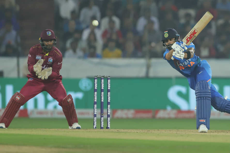 India (IND) vs West Indies (WI) Live Score, 1st T20I: Virat Kohli 94 gives India 6-wicket win