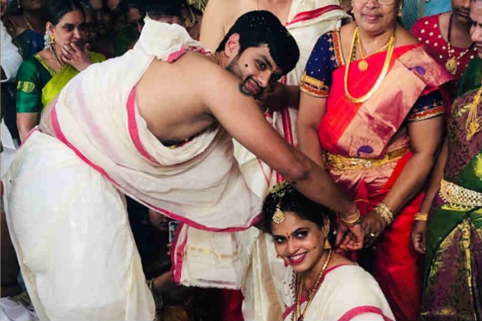 Sai Praneeth Gets Married Satwiksairaj Rankireddy Shares Pictures From Wedding