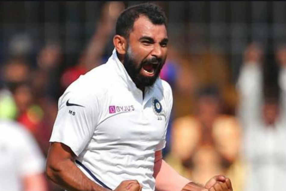 Mohammed Shami storms into top-10 in ICC Test bowlers rankings