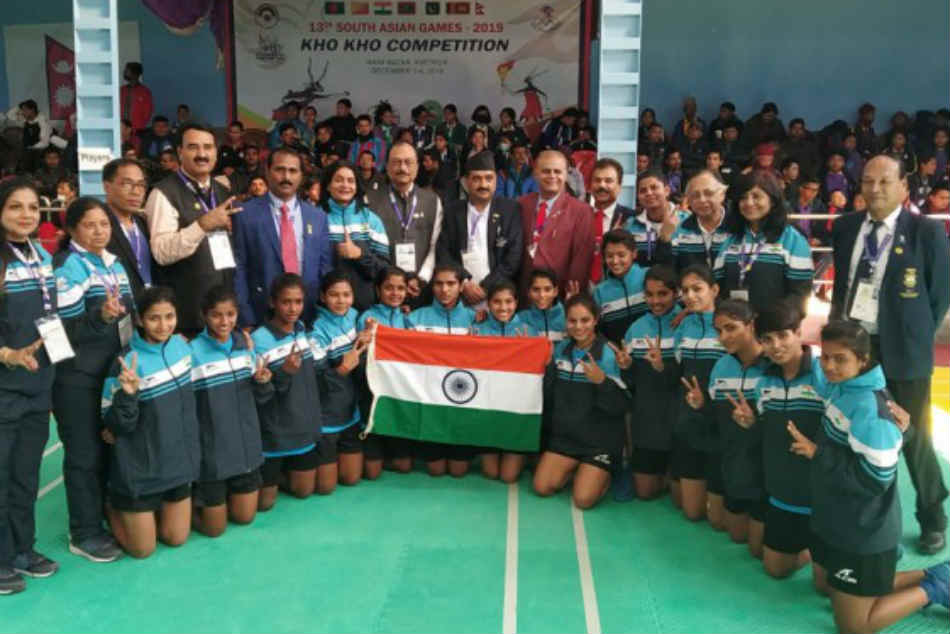 South Asian Games India Win 29 Medals Including 15 Gold Jump To Top Of Medal Tally