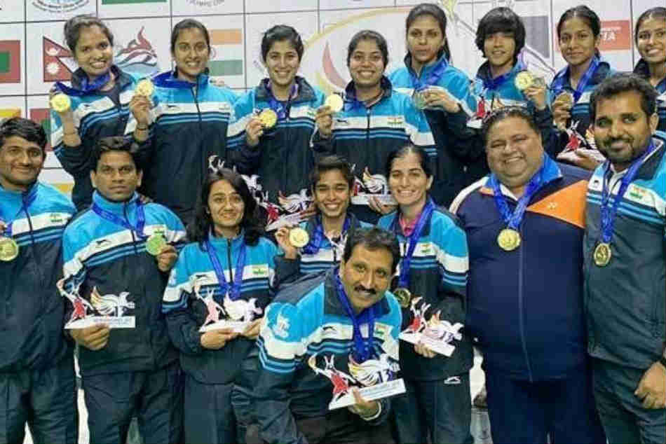 South Asian Games India Second In Medal Tally After 27 Medals On Day Two