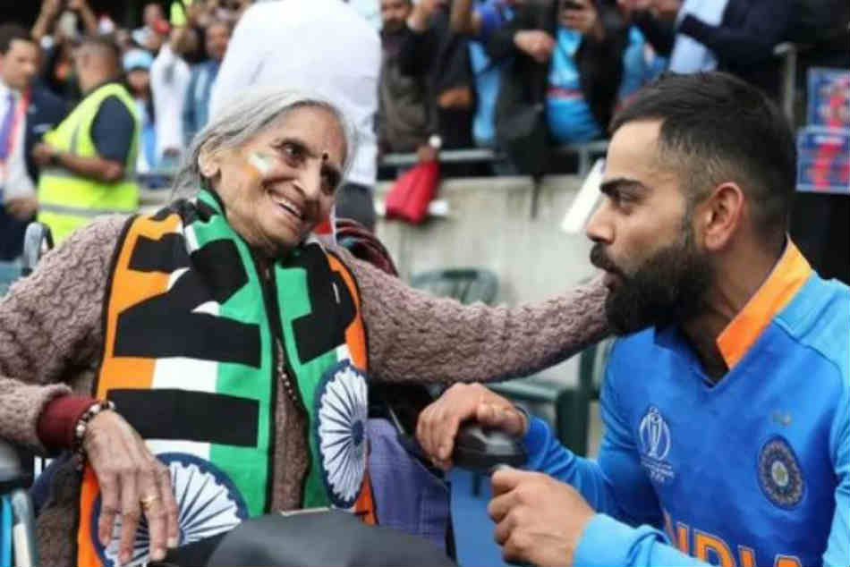 Charulata Patel, 87-year-old who cheered for Team India during 2019 World Cup, dies