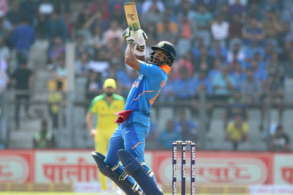 Shikhar Dhawan becomes fifth Indian batsman to score 1000 ODI runs against Australia