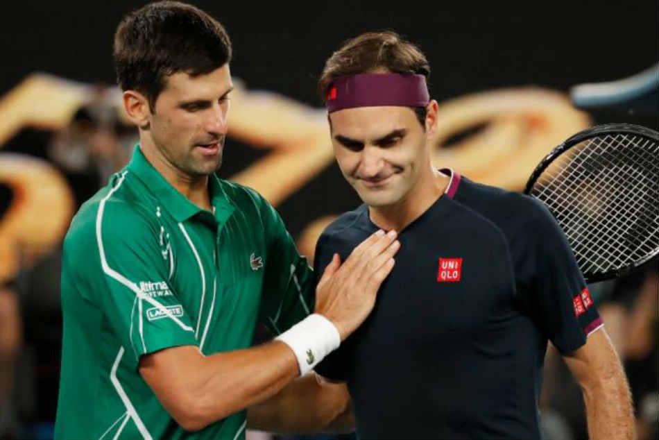 Novak Djokovic Outclasses Roger Federer To Reach 8th Australian Open Final