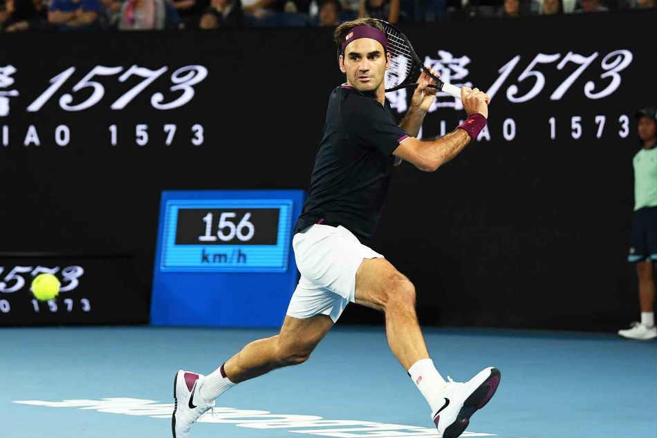 Federer S 100 10 Memorable Match Wins At The Australian Open