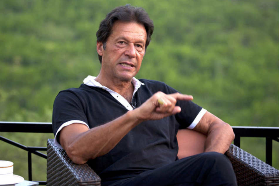 Imran Khan says We used to quash 7-times bigger India in Cricket