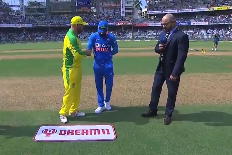 India vs Australia 1st ODI: Australia have won the toss and have opted to field