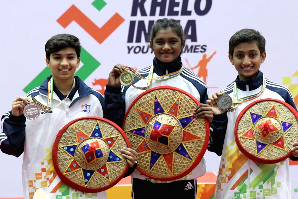Khelo India Youth Games: Surya Dev won Bronze medal in Gymnastics