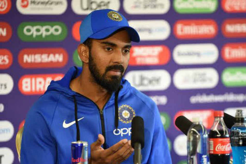 'It is not up to me' – KL Rahul responds to a journalist's question on Rishabh Pant's comeback
