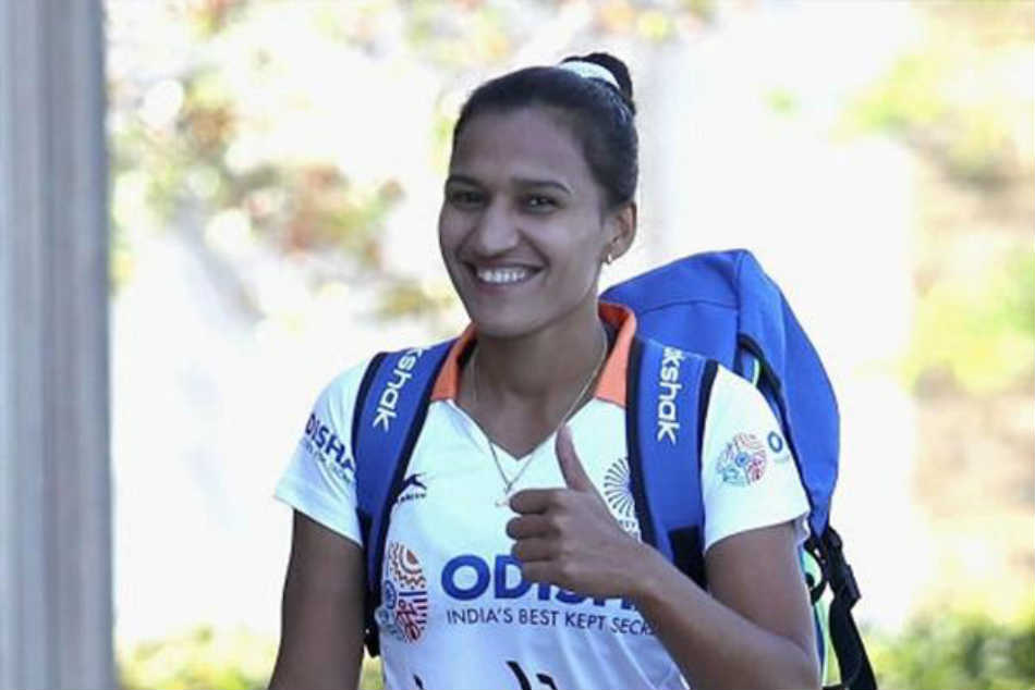Rani Rampal Becomes First Ever Hockey Player Worldwide To Win World Games Athlete Of The Year Award
