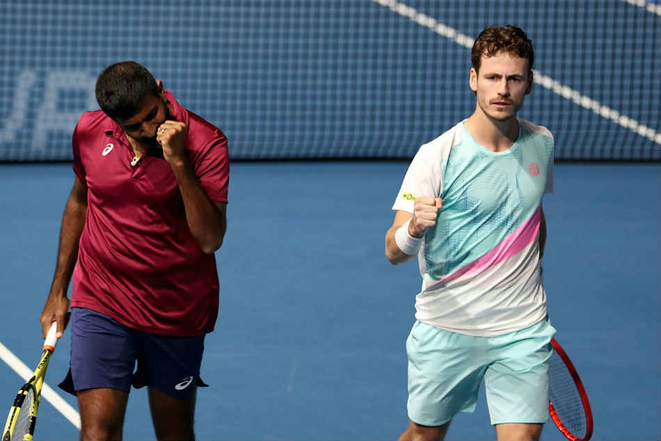 Qatar Open: Bopanna, Koolhof win doubles title
