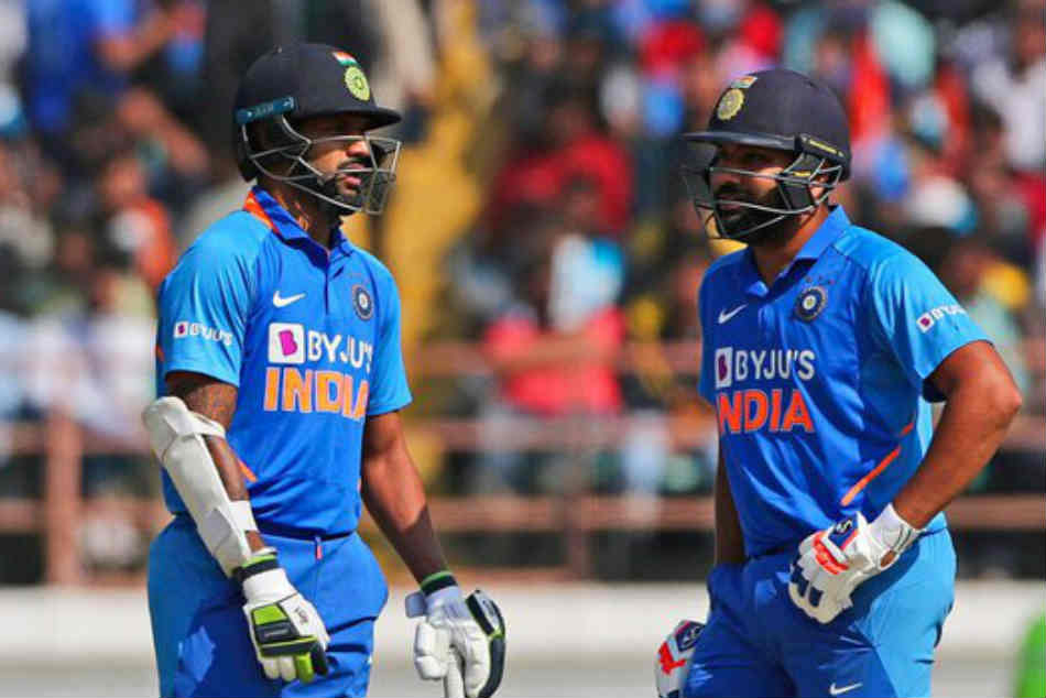 India vs Australia: Rohit Sharma, Shikhar Dhawan injured