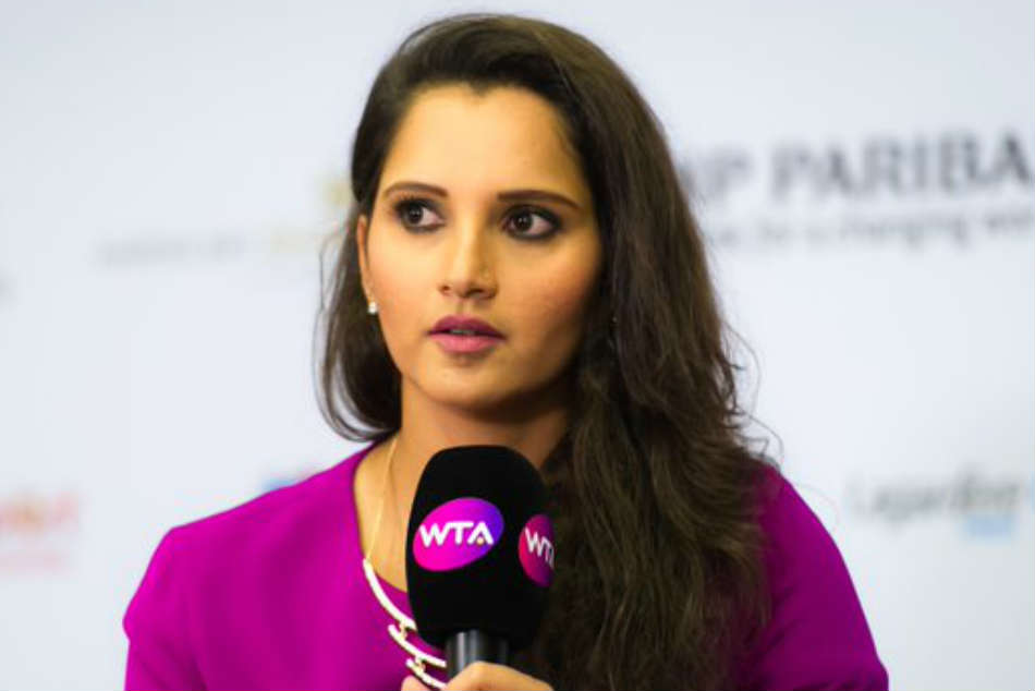 Sania Mirza leaves no stone unturned