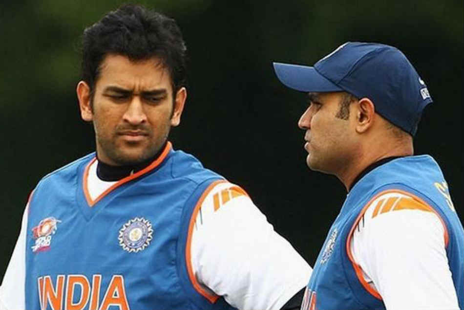Virender Sehwag backs BCCI's decision of not awarding annual contract to MS Dhoni
