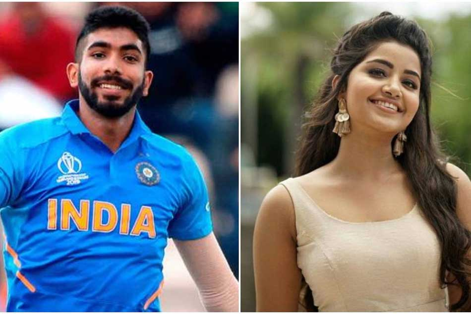 Is Jasprit Bumrah dating South Actor Anupama Parameswaran?