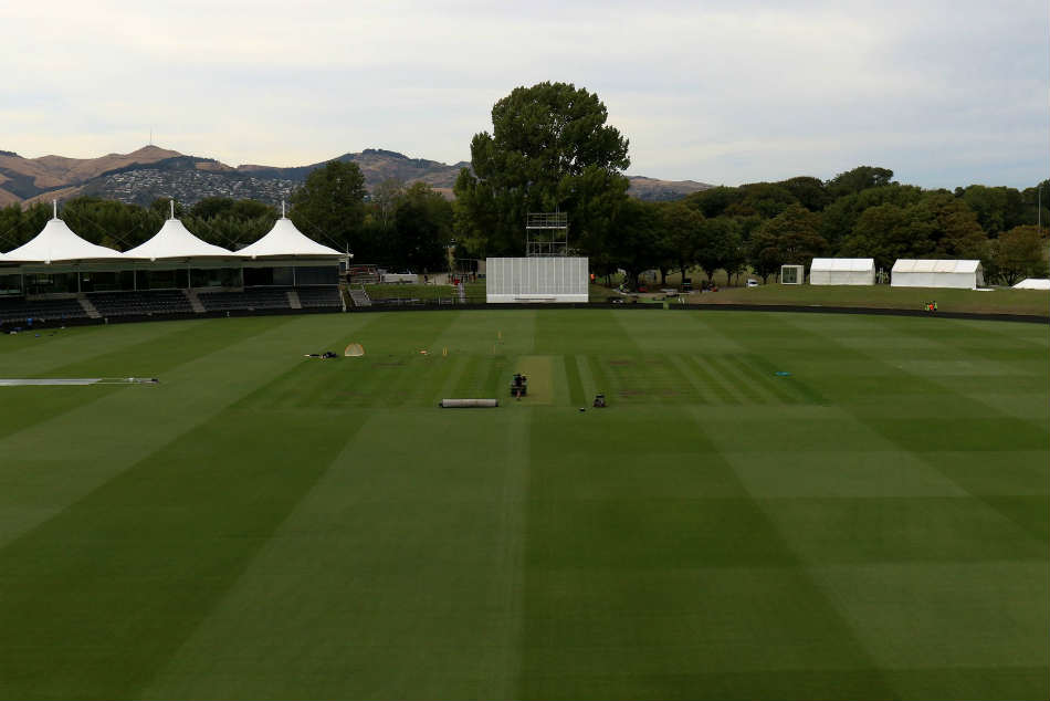 BCCI Posts Image Of Christchurch Ground And Ask Fans To Spot The Pitch; Fans Come Up With Hilarious Response