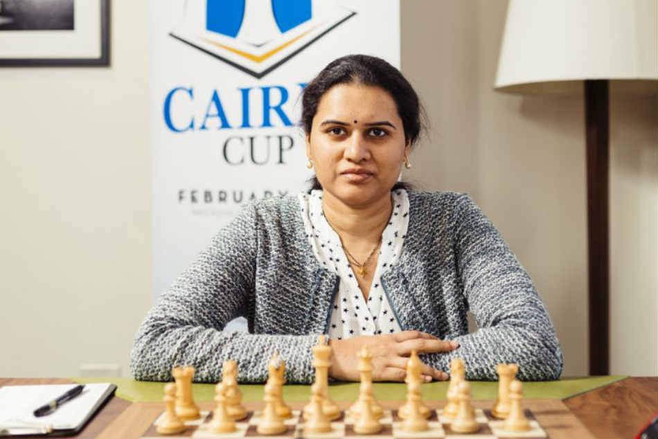 GM Koneru Humpy Wins Cairns Cup Tournament, Moves to 2nd in the World