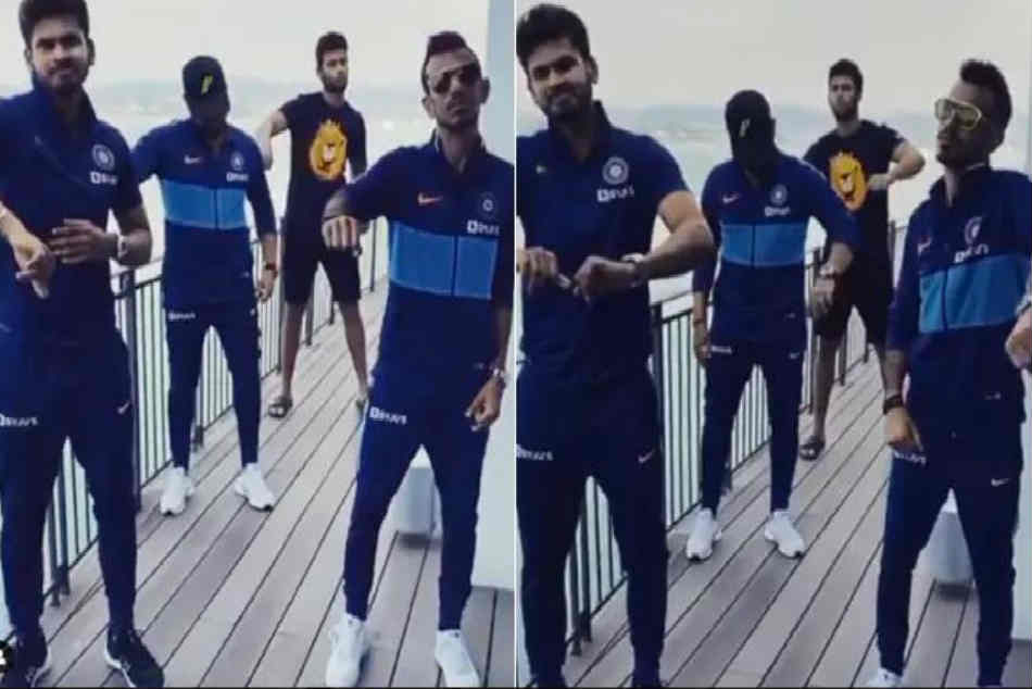 Watch: Guess The Mystery Man In Yuzvendra Chahals Tik Tok Dance Video