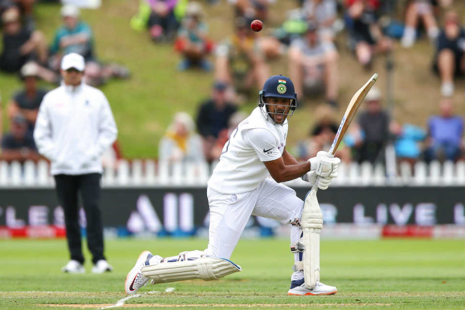 Mayank Agarwal 1st Indian opener to survive 1st session of a Test in New Zealand in 30 years