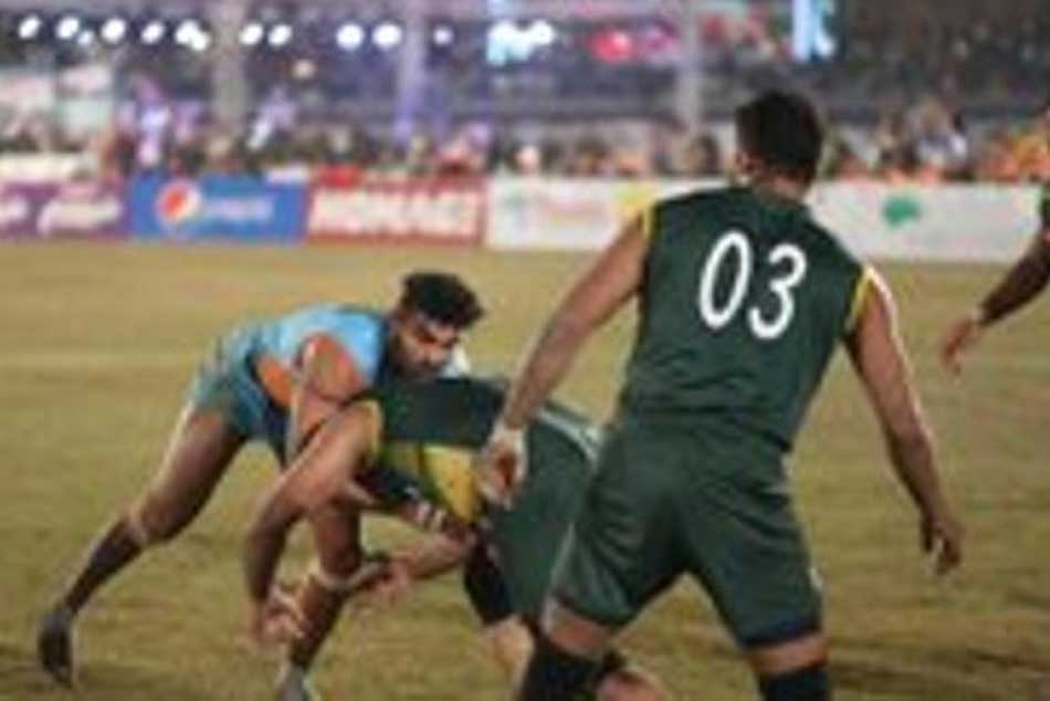 Pakistan beat 'unauthorised' Indian team to win circle-style Kabaddi World Cup
