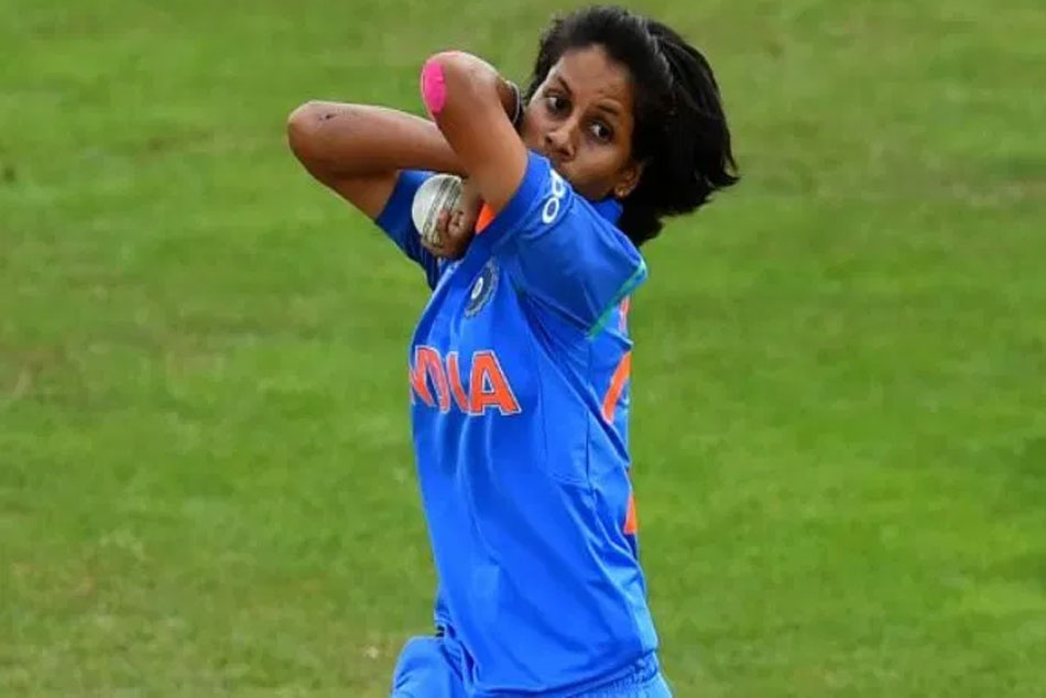 Poonam's three wickets help India edge out Windies in Womens T20 World Cup warm-up Match