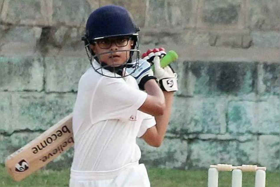 Rahul Dravids Son Samit Follows Up Double-Century With Splendid All-Round Show In U-14 Cricket
