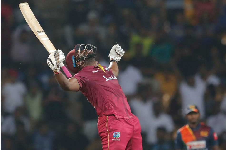 Andre Russell, Shimron Hetmyer show lifts WI to a 2-0 clean-sweep