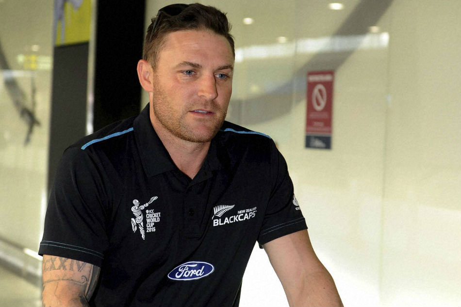 Brendon McCullum as events around the world suffer due to coronavirus pandemic
