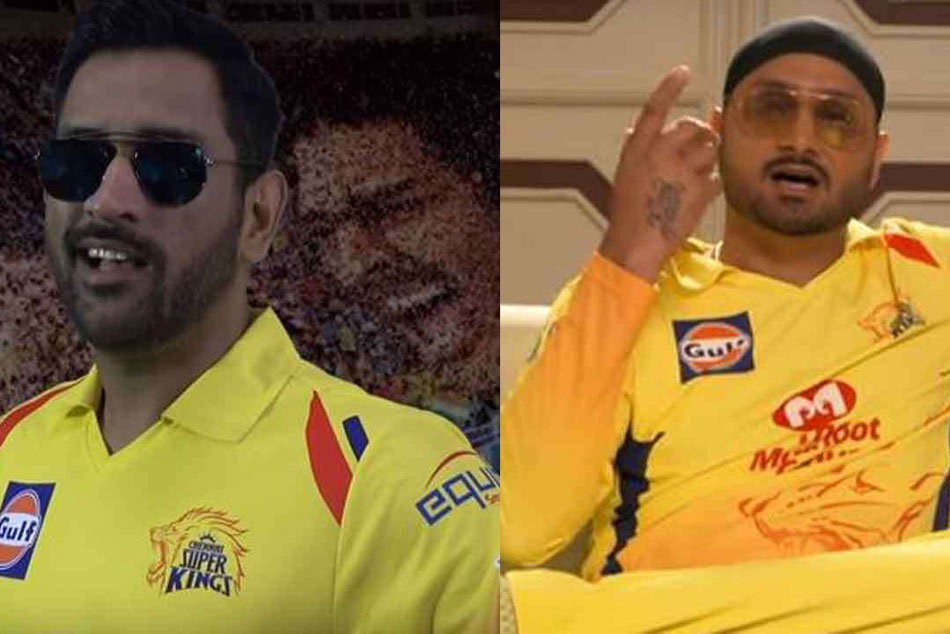 Harbhajan Singh shares one simple step to tackle Coronavirus With MS Dhoni shaking hand